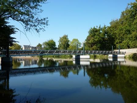 Métalu : des références pour les pontons et passerelles