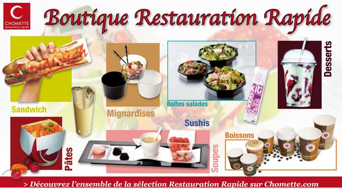 Equipement cuisine collectivit s mat riel cuisine for Equipement restauration rapide
