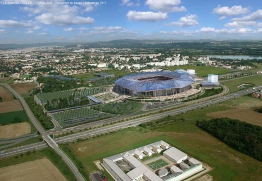 Stade des Lumières à Lyon : où en est-on ?