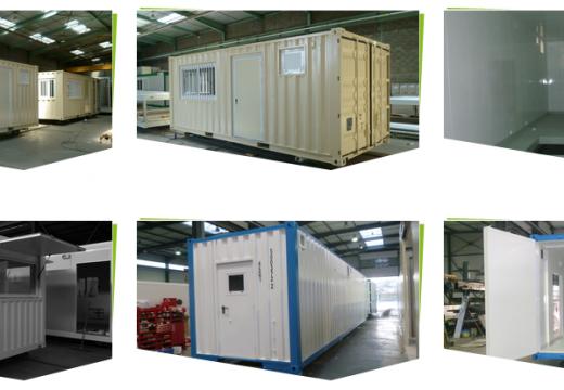 Le containeur aménagé : un atout sur un chantier ?