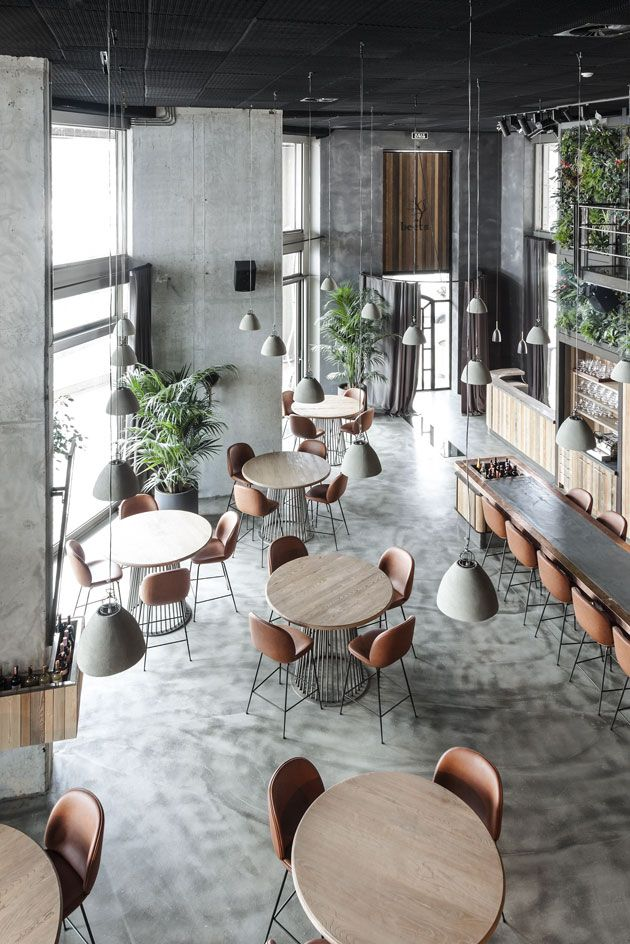 Décoration restaurant mobilier resto aménagement salle