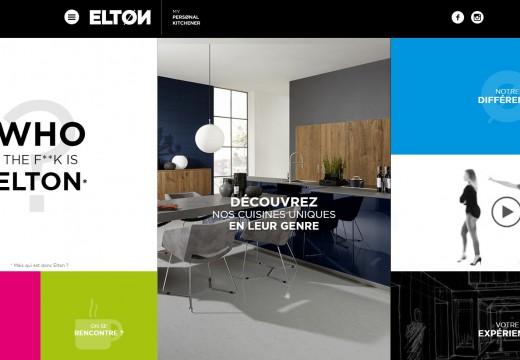Elton : une nouvelle approche de la vente de cuisine
