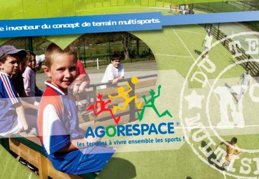 Agorespace : constructeur de terrains multisports