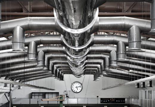Industrie : qualité de l'air dans les milieux de production