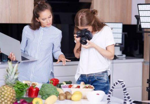 Lancer son blog culinaire : mode d'emploi