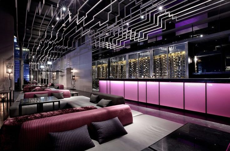 Décoration restaurant - mobilier resto - aménagement salle ...