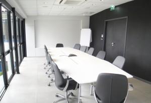 salle de reunion disponible à la location