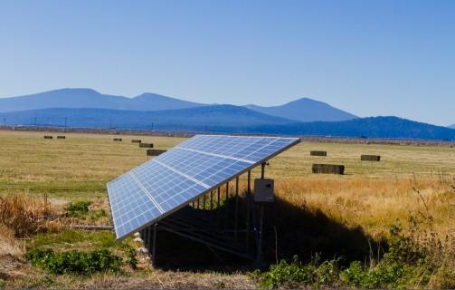 panneau photovoltaique champs