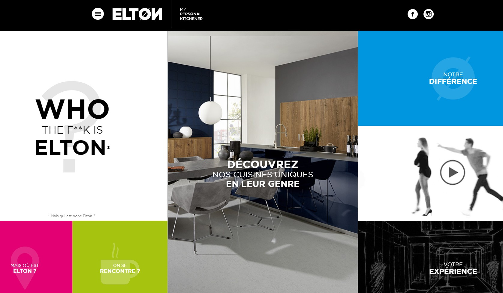 site web elton